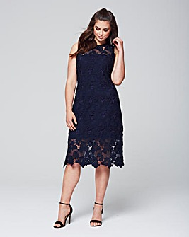 AX Paris Lace pencil dress