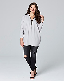 AX Paris Slouch Top
