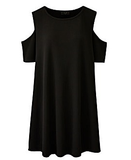 AX Paris Cold Shoulder Dress