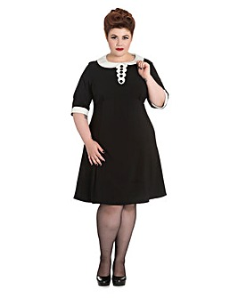 Hell Bunny Magpie Dress
