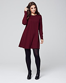 Alice & You Ribbed Swing Tunic