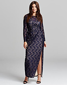 COAST LACE REEVA MAXI DRESS