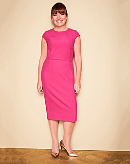 Lorraine Kelly Bodycon Dress