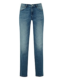 Wrangler SARA NARROW STRAIGHT Jean L32