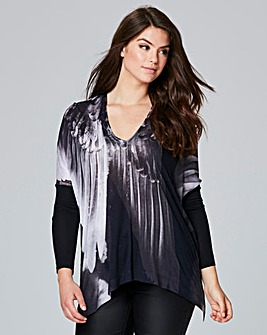 Religion Printed Force Top