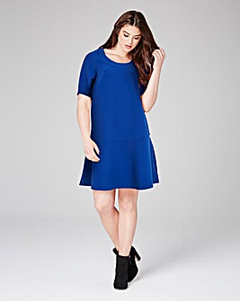 Manon Baptiste By Navabi Peplum Dress