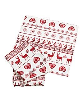 Cherish Set of 4 napkins
