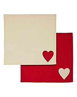 Amour Napkin set of 4