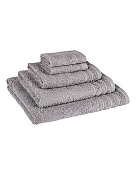 Everyday Value Towel Range Grey