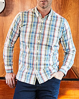 W&B Multi Check Shirt R