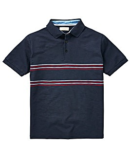 W&B Navy Polo Shirt R