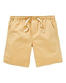 W&B Stone Elasticated Shorts
