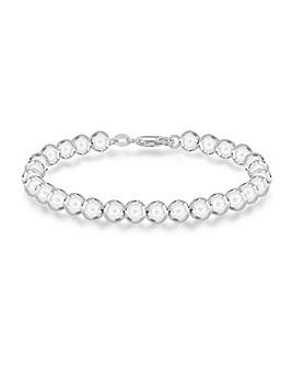 Sterling Silver Xl Ball Bracelet