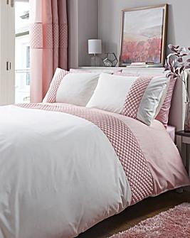 Corine Embellished Duvet Cover Set