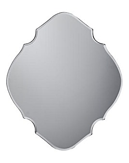 Santiago Mirror Grey