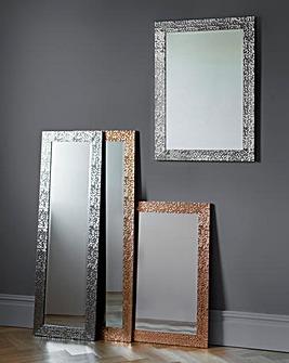 Kingsway Mirror Silver