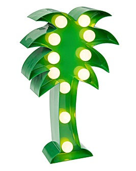 Palm Tree LED Lights