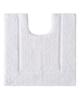 Supersoft Snuggle Bath Mats White