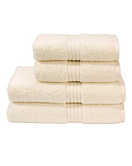 Christy Plush Egyptian Cotton Range