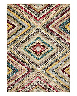 Villa Tribal Rug Large