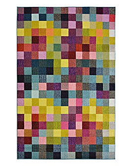 Villa Multi Blocks Rug