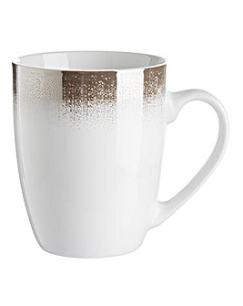 Metallic Fade 4pc Mug Set