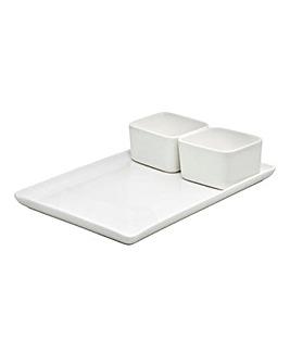 James Martin 3 Piece Serving Platter