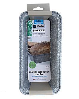 Salter 27cm Marble Loaf Pan