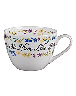 No Place Like Home Wilmslow Mug