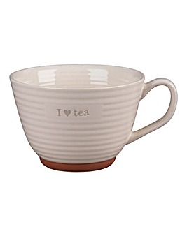 Portobello Stafford I Love Tea Mug