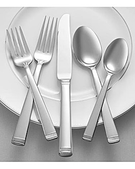 Vera Wang Lariat 16pc Cutlery Set