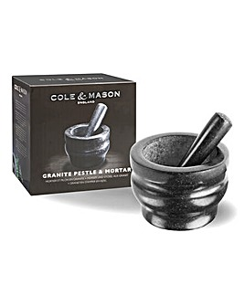 Cole & Mason Granite Pestle & Mortar