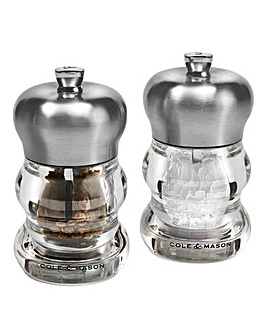 Cole & Mason Ascot Salt & Pepper Mills