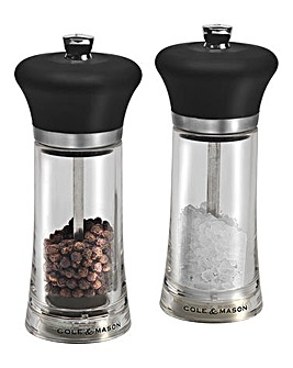 Cole & Mason Salt & Pepper MillS
