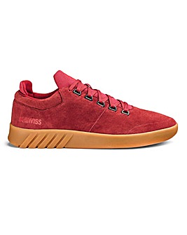 K-Swiss Mens Aero Suede Trainers
