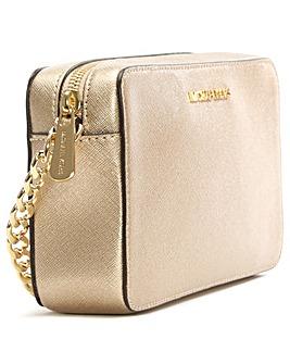 Michael Kors Leather Cross-Body Bag