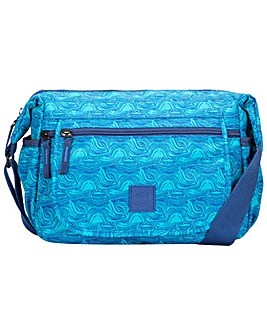 Artsac Medium Zip Top Shoulder Bag
