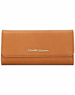 Claudia Canova Long Flap Over Wallet