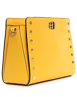 Michael Kors Studded Messenger Bag