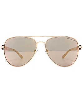 Michael Kors Pandora Aviator Sunglasses