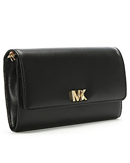 Michael Kors Leather Wallet Clutch Bag