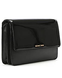 Michael Kors Patent Leather Cross-Body