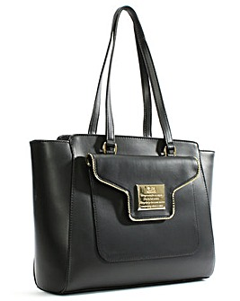 Love Moschino Mel Front Pocket Tote Bag