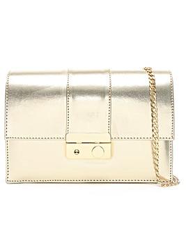 Daniel Ahand Leather Shoulder Bag