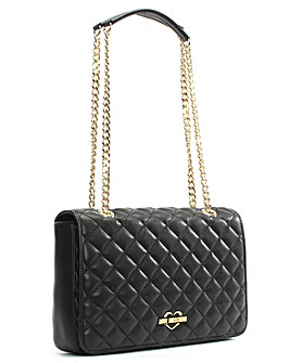 Love Moschino Georgia Chain Shoulder Bag