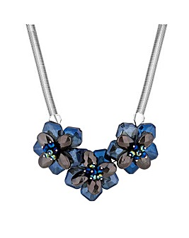 Mood Statement Floral Necklace