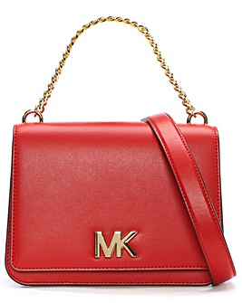 Michael Kors Chain Strap Cross-Body Bag