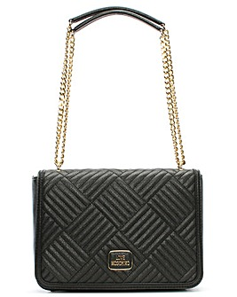 Love Moschino Quilted Large Shoulder Bag