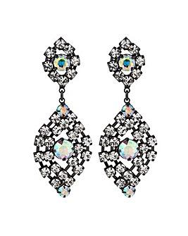 Mood Aurora Borealis Crystal Earring