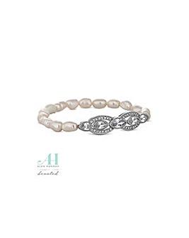 Alan Hannah art deco bracelet